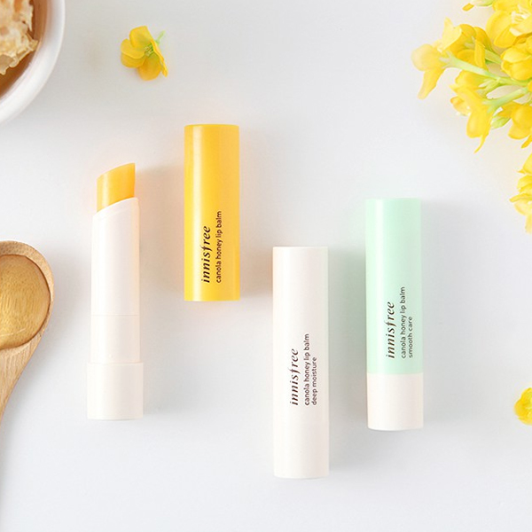 son-duong-mat-ong-va-hoa-cai-innisfree-canola-honey-lip-balm-3-5gr