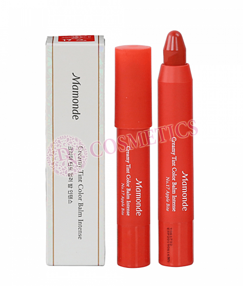 son mamonde creamy tint color balm intense