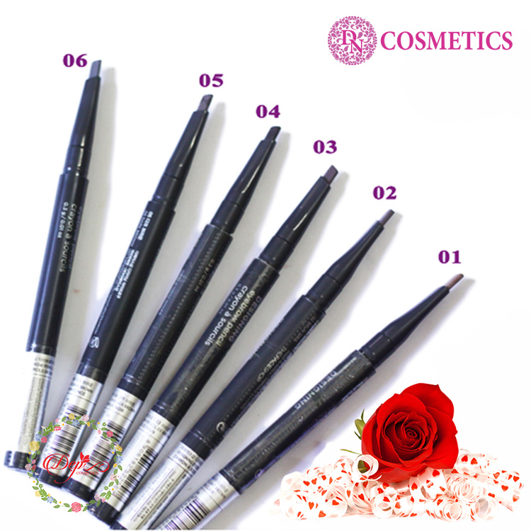 Chì mày The Face Shop Designing Eyebrow Pencil
