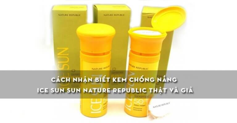 Chống nắng Ice Sun