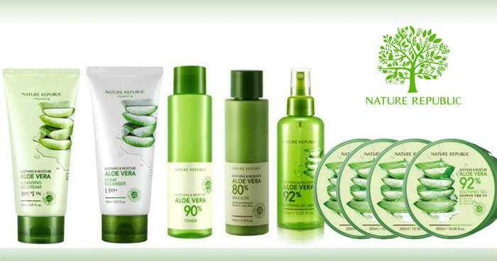 skin care nature republic