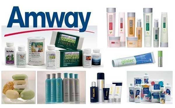 review mỹ phẩm amway