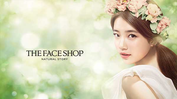 mỹ phẩm the face shop