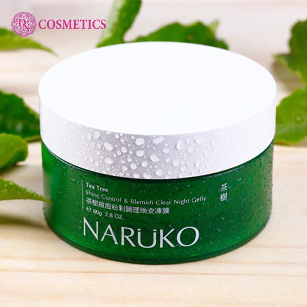 mn-ngu-tram-tra-naruko-tea-tree-shine-control-blemish-clear-night-gelly-80g