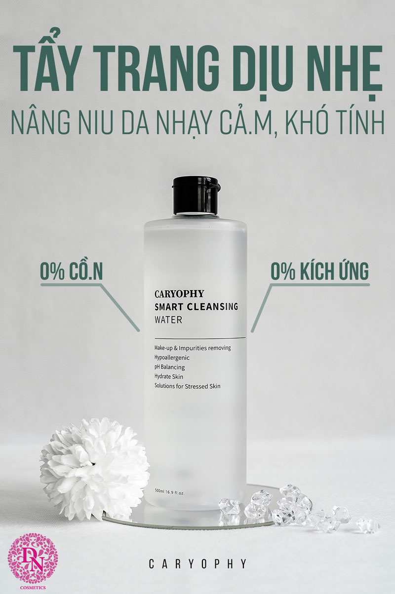 nuoc-tay-trang-caryophy-smart-cleansing-water-mini-60ml