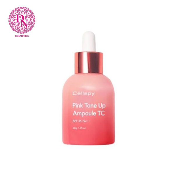 tinh-chat-duong-trang-cellapy-pink-tone-up-ampoule-30g